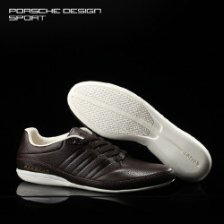 Кроссовки Adidas Porsche Typ 64 2.0 коричневые